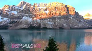 Canadian Rockies National Parks in 4K
