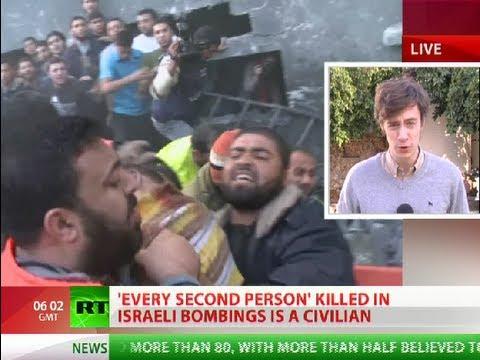 Gaza Murder Machine: Every second bomb death a civilian