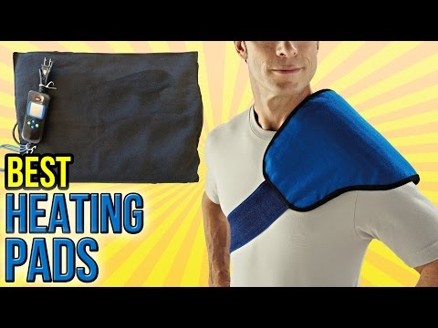 10 Best Heating Pads 2016