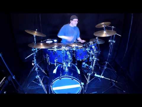 The Rolling Stones: Happy (Drum Cover by The Mottster)