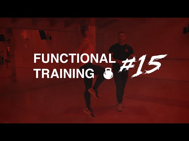 Fit & Athletisch #15 - Jump and Plank