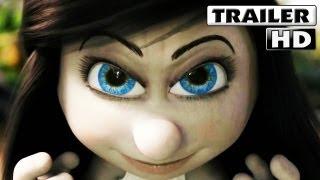 LOS PITUFOS 2 Trailer en Español (2013)