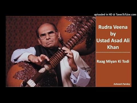 Ustd Asad Ali Khan tells about Rudra Veena