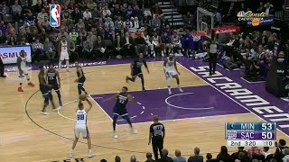 دوري كرة السلة الأمريكي: سكرامنتو كينغز يضع حدا لسلسة الهزائم أمام مينيسوتا تمبروولفز…