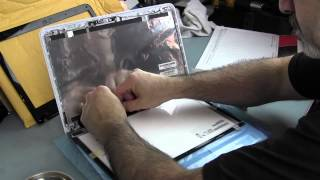 Laptop Screen Replacement / How to replace laptop screen SONY VAIO SVE14118FXW