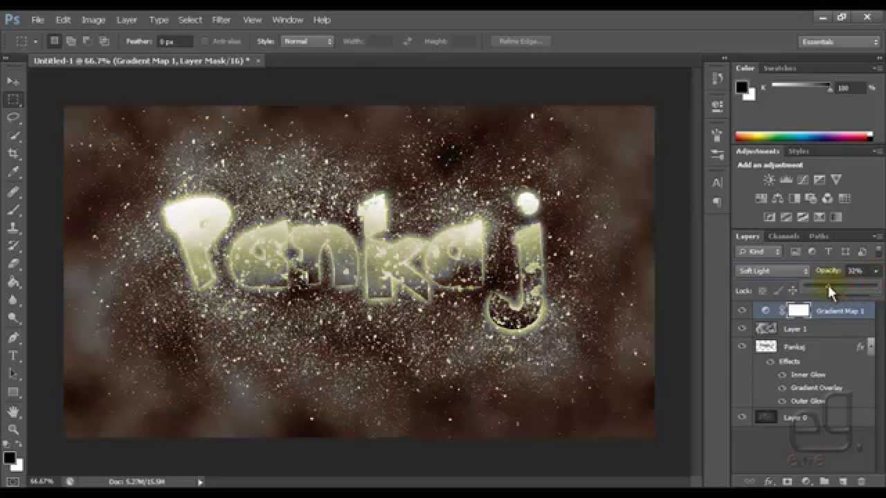 Photoshop cs6 particle explosion effect youtube baditri Choice Image