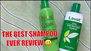 THE BEST ANTI- HAIRFALL SHAMPOO FOR ME / 6 March 2018