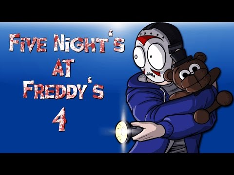 Five Nights At Freddy's 4 - Part 2 (Night 2!, Don't Steal My Blanket!) SFM Intro!