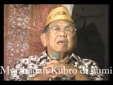 Gus Dur Gak Trimo Wahidiyah Disesatkan