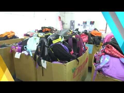 Palo Alto Networks Gives Back at Annual Back-to-School Drive
