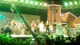 latest bollywood raftaar song live concert on monday night..|TIT BHOPAL| avinash singh rana