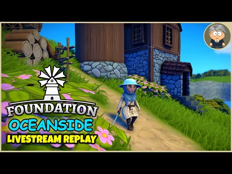 Armed and Dangerous 🌴 Oceanside Livestream Replay - Foundation Gameplay - #4