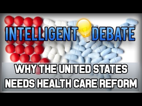 Why The United States Needs Healthcare Reform