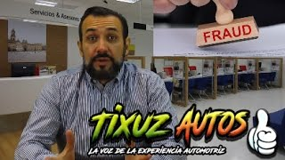 WATCH OUT FOR FRAUD! - BUYING CARS
