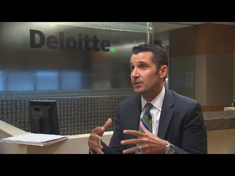 RAW INTERVIEW: Jonas McCormick, managing partner of Arizona's Deloitte office