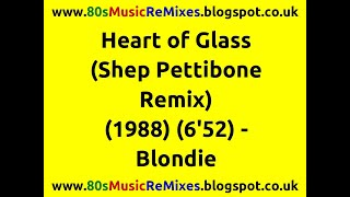 Heart of Glass (Shep Pettibone Remix) - Blondie | 80s Dance Music | 80s Club Mixes | 80s Club Music