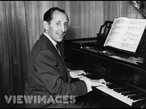 HOROWITZ - CHOPIN SCHERZO no.4 (1936)  OLD RECORDING