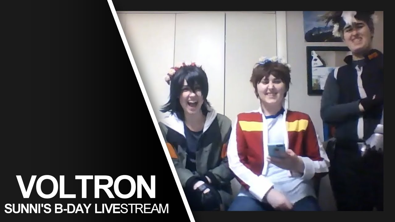 Voltron Livestream @ 9PM EST