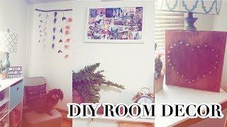 DIY ROOM DECOR 2019! (Room Makeover & Transformation Part 2)