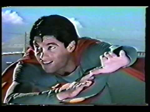 Credit sequence opener for Superboy the TV Series (season 1)