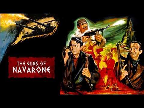 The Guns Of Navarone ultimate soundtrack suite by Dimitri Tiomkin