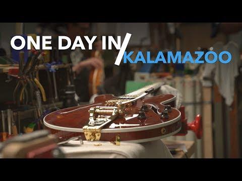 One Day In Kalamazoo   Pure Michigan