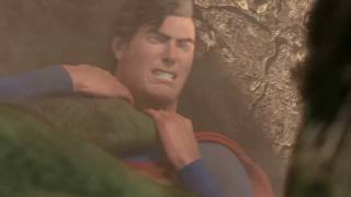 Repeat youtube video Superman vs Hulk - The Fight (Part 3)