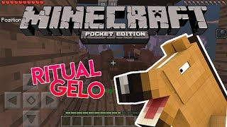RITUAL KUDA TERBANG - Minecraft Pocket Edition Indonesia - The Ritual