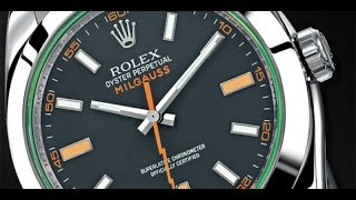 The Complete Green Rolex Milgauss Ref# 116400 Review