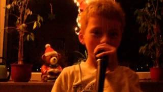 Ein Stern, Karaokeversion. Gesungen von einem 6Jährigen.