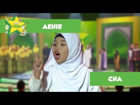 Ceria i-Star: Cha - Sumayyah Syahidah Pertama [Konsert Akhir] #CeriaiStar