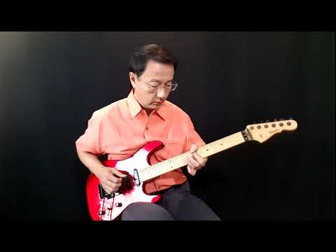 Afternoon Sunshine - Original Finger Style Electric Guitar Music By John Peng Chen