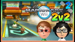 Download Mario Kart Wii - Troy and Sagar 2v2 - Episode 2: LETS GOOO! Mp3 and Videos