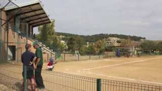 Holy Land Designs Olive Wood Workshop: Baseball In The Desert - Amman Little League
