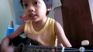 """""""Bahay Kubo"""" (ukulele with Lance)"""