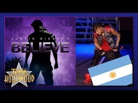 ¡Justin Bieber Pide Disculpas a Argentina!