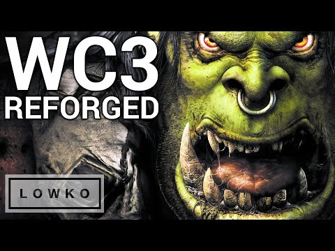 Warcraft 3: Reforged Campaign - REIGN OF CHAOS! (Prologue)