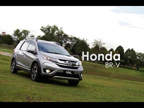 车库试驾 - Honda BR-V 2017 1.5L V