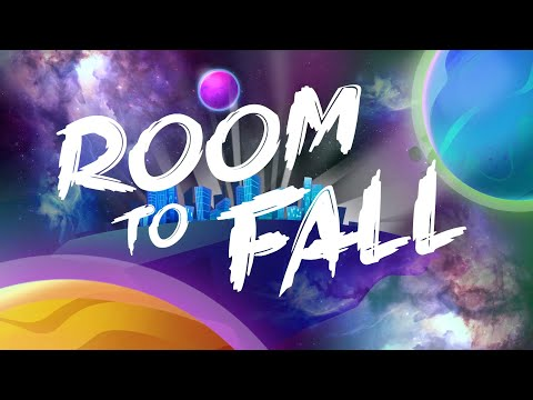 Marshmello X Flux Pavilion - Room To Fall (Feat. ELOHIM) [Official Lyric Video]