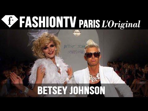 Betsey Johnson Spring/Summer 2015 | New York Fashion Week NYFW | FashionTV