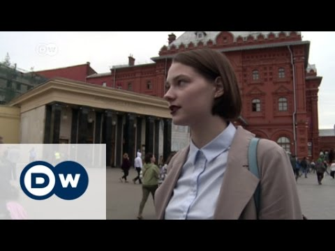 Russia - opposition activists get creative | DW News