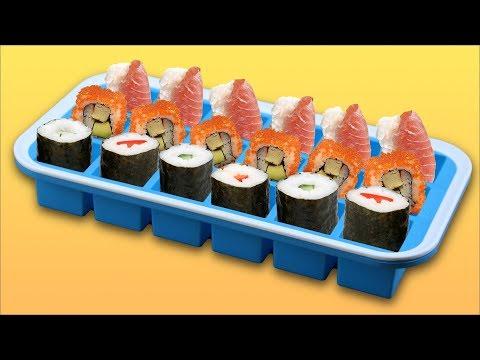 Эти суши сможет сделать даже младенец. Просто гениальный рецепт!