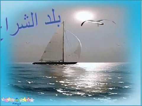 قصيدة بلد الشراع - YouTube