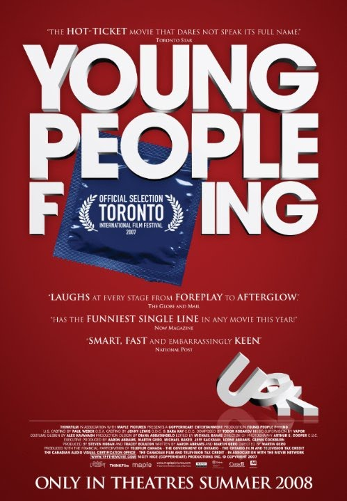 movie trailer Young people fucking