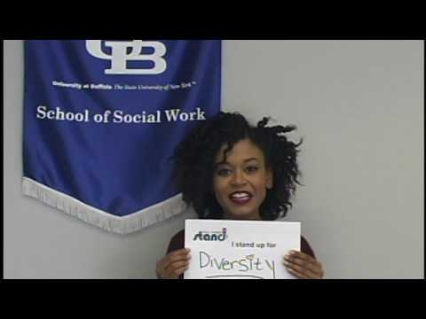 Social Workers Stand Up: University at Buffalo School of Social Work