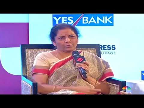 EXPRESS ADDA | Nirmala Sitharaman on Her Trajectory to the Defense Minister Post | CNBC TV18