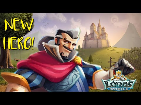 New Hero Don Guapo! - Lords Mobile