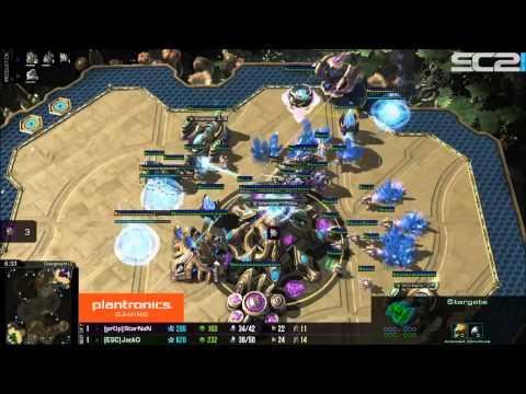 StarNaN vs JackO - G3 Team Property vs ESC Gaming