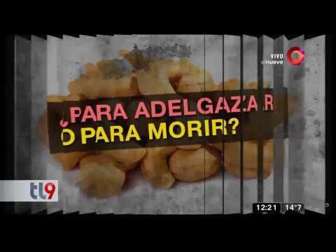 Nuez de la India: una dieta peligrosa