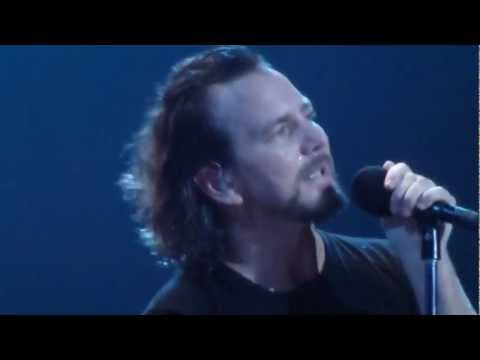 Pearl Jam - Mother - Oslo (July 9, 2012)
